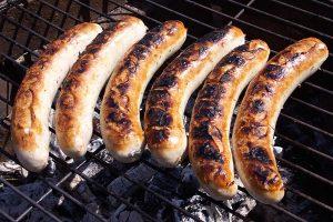 Grillwürstchen, © ballensilage.com