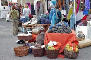 Rheinischer Wollmarkt, © ballensilage.com