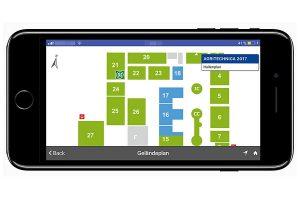 Agritechnica-App der DLG, © DLG