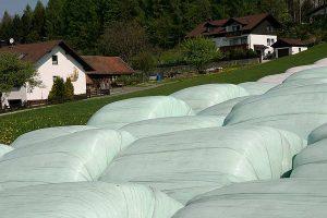 Silorundballen in Bayern, © ballensilage.com