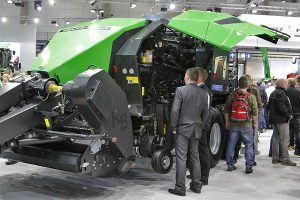 Agritechnica, © ballensilage.com