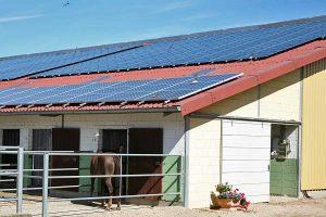 Photovoltaikanlage, © ballensilage.com