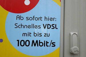 VDSL-Werbung, © ballensilage.com