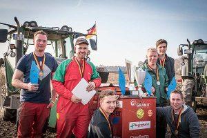 Die besten Pflüger, © LWK NDS / Wolfang Ehrecke