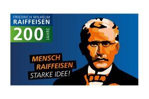 Friedrich Wilhelm Raiffeisen wird 200, © RWZ