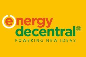 Logo 'Energie Decentral', © DLG