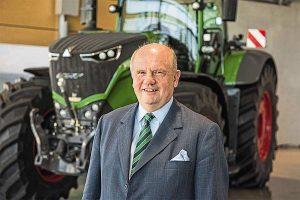 Martin Richenhagen, Vorstandsvorsitzender, Präsident und CEO der AGCO Corporation, © AGCO