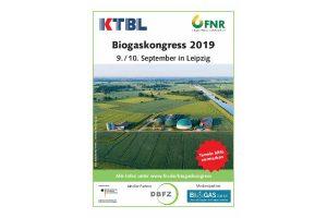 Biogaskongress 2019, © KTBL, FNR