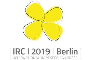 Logo IRC 2019 Berlin, © IRC