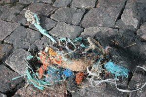 Plastikmüll an der Nordsee, © ballensilage.com