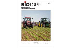 Cover BioTOPP, © DLG / FiBL