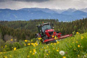 Traktor MF 3709 AL, © Massey Ferguson