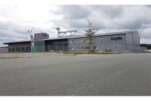 Das neue BayWa Agrar Kompetenzzentrum für die nördliche Oberpfalz, © BayWa