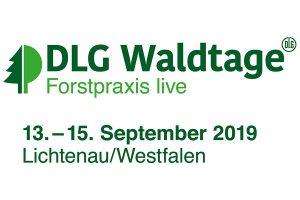 Logo DLG-Waldtage, © DLG