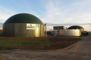 Biogasanlage, © Weltec Biopower