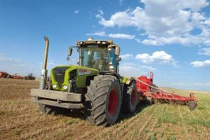 Claas Xerion 3800, © Claas