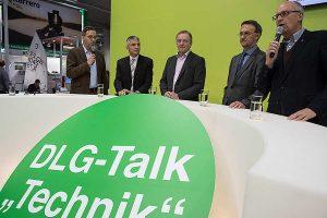 DLG-Talk 'Technik', © DLG