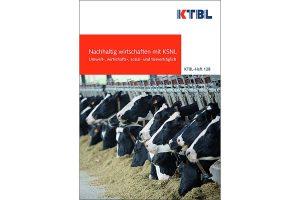 Cover 'Nachhaltig wirtschaften mit KSNL', © KTBL