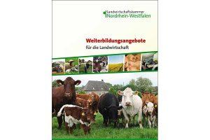 Weiterbildungskatalog 2019 / 2020, © Landwirtschaftskammer NRW