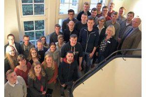 Begrüßung der neuen Stipendiaten, © LWK NDS, Jantje Ziegeler