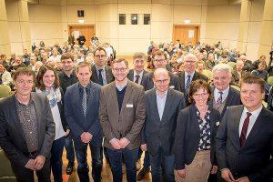 Organisatorinnen, Referenten und Gäste der Pflanzenbau-Fachtagung in Braunschweig, © Wolfgang Ehrecke