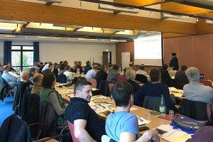 """Erste Konferenz des neuen """"DLG-Forums Rindermast & Mutterkuhhaltung"""", © DLG"""