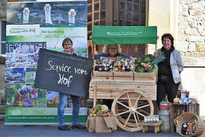 """""""Service vom Hof"""", © LWK Niedersachsen"""""""