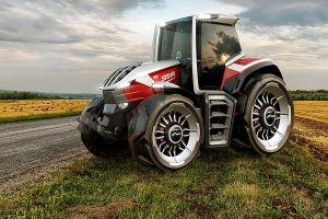 Steyr Konzept, © Steyr Traktoren