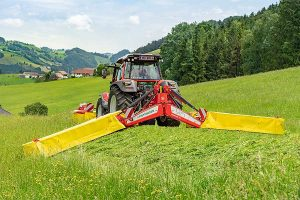 The new NOVADISC 812 mower combination for the best forage, © Pöttinger