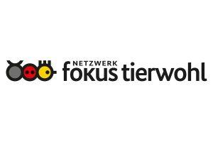Logo 'Netzwerk Fokus Tierwohl'