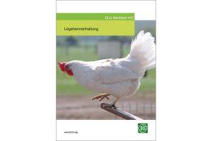 DLG-Merkblatt 405 zur Legehennenhaltung, © DLG