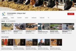 Screenshot Schaumann auf YouTube, © Schaumann