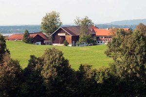 Bauernhof in Bayern, © BBV