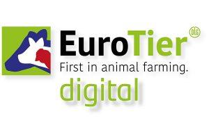 Logo EuroTier digital 2021, © DLG