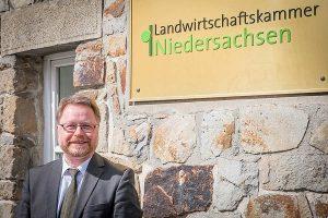 Dr. Bernd Albrecht von Garmissen, © Ehrecke/LWK Niedersachsen