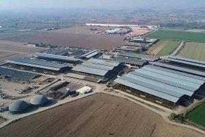 Die Investition für die neue Biomethananlage liegt bei über vier Millionen Euro, wobei ein Viertel der Summe in die Modernisierung der bestehenden Infrastruktur und Biogasanlage fließt, © WELTEC BIOPOWER