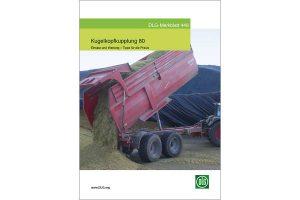 Cover Merkblatt 448, © DLG