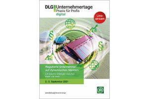 Cover 'DLG-Unternehmertage 2021', © DLG