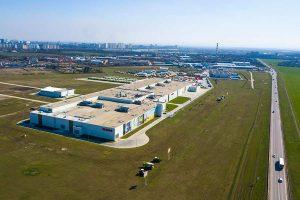 Claas-factory in Krasnodar, © Claas